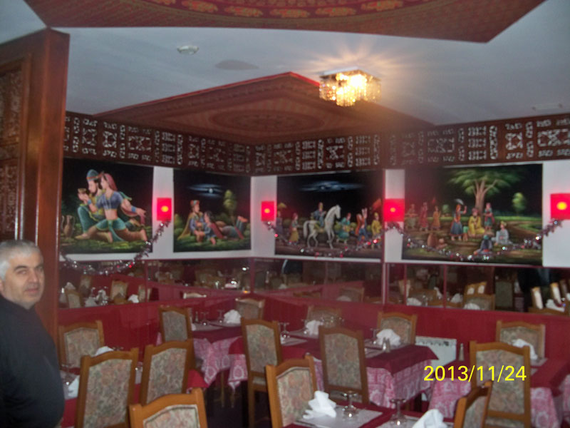 BOMBAY Restaurant Indien